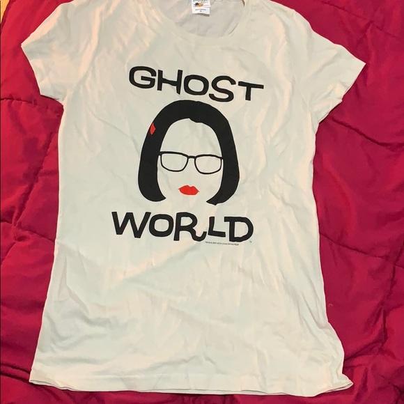 Tops - Ghost World T-shirt size XL
